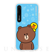 【iPhoneX ケース】LINE FRIENDS LIGHT ...