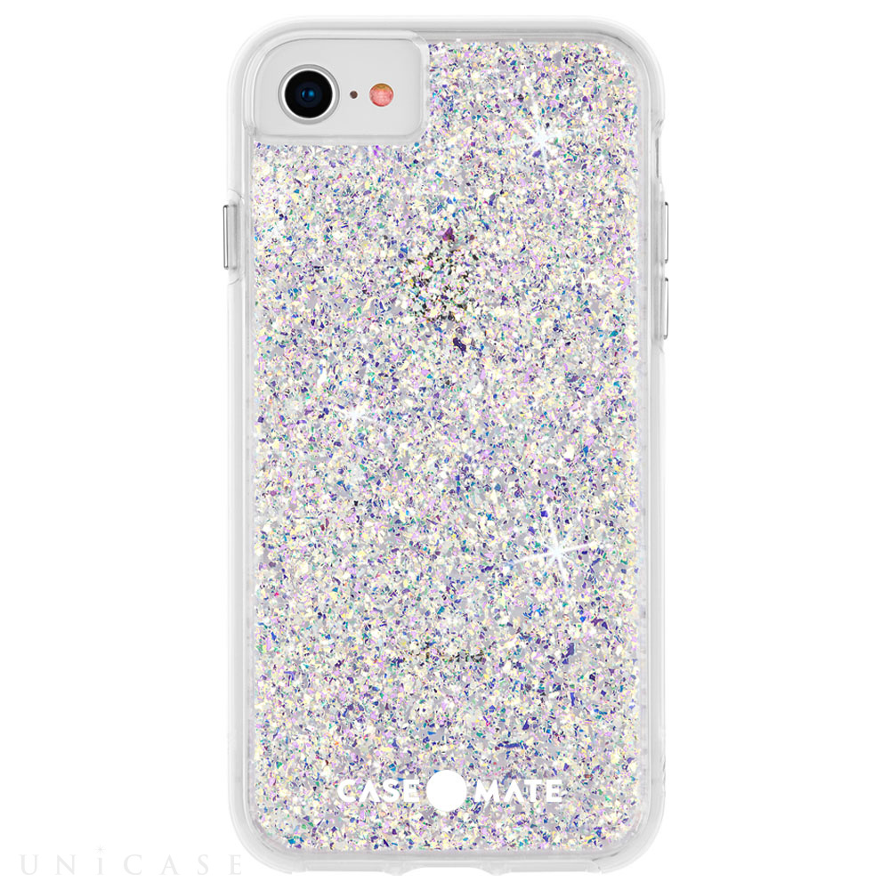 【iPhone8/7/6s/6 ケース】Twinkle Stardust (Clear)