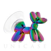 Stand Ups Balloon Dog (Iridescent)
