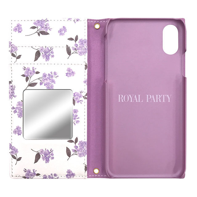 【iPhoneXS/X ケース】ROYAL PARTY WAVE (LAVENDER)サブ画像