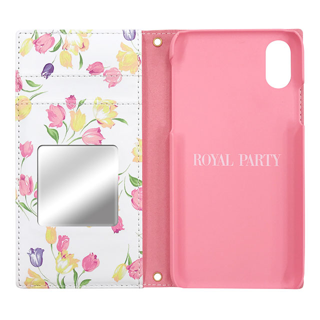 【iPhoneXS/X ケース】ROYAL PARTY WAVE (PINK)サブ画像