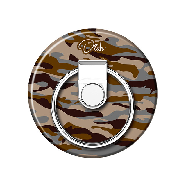 BUNKER RING Dish (BROWN CAMO)サブ画像