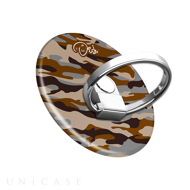 BUNKER RING Dish (BROWN CAMO)