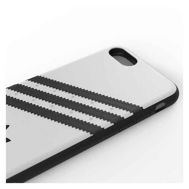 【iPhoneSE(第2世代)/8/7/6s/6 ケース】Moulded Case SAMBA (White/Black)