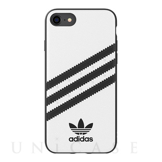 【iPhone8/7/6s/6 ケース】Moulded Case SAMBA (White/Black)
