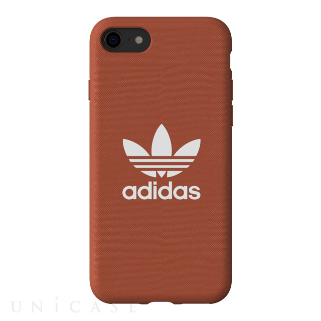 【iPhoneSE(第2世代)/8/7/6s/6 ケース】adicolor Moulded Case (Shift Orange)