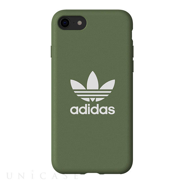 【iPhone8/7/6s/6 ケース】adicolor Moulded Case (Trace Green)