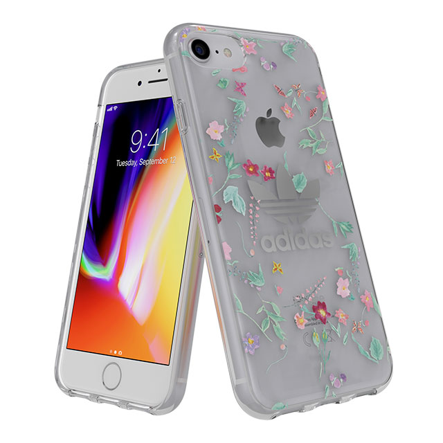 【iPhoneSE(第2世代)/8/7/6s/6 ケース】Clear Case Graphic AOP (Colorful)サブ画像