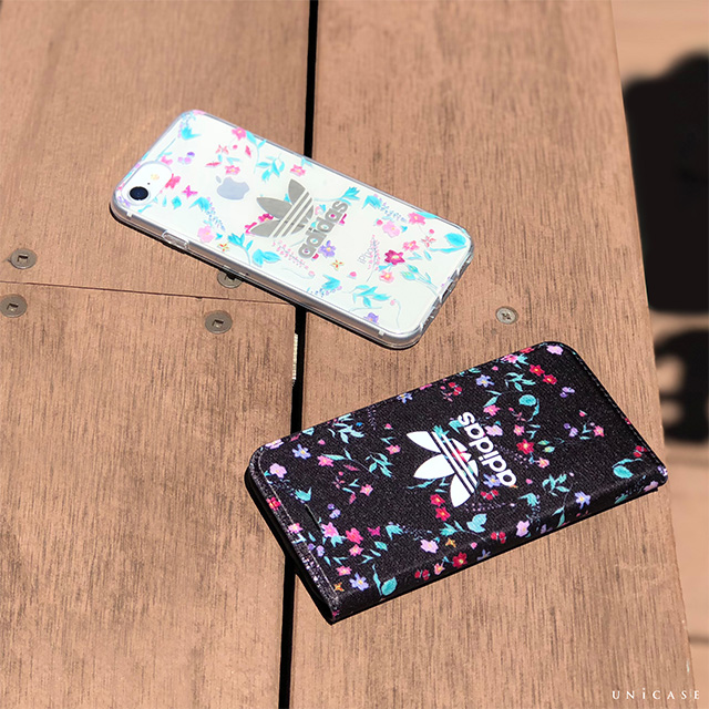 【iPhone8/7/6s/6 ケース】Booklet Case Graphic AOP (Black)goods_nameサブ画像