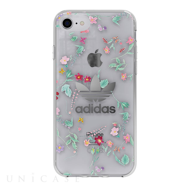 【iPhoneSE(第2世代)/8/7/6s/6 ケース】Clear Case Graphic AOP (Colorful)