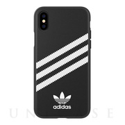 【iPhoneX ケース】Moulded Case SAMBA (Black/White)