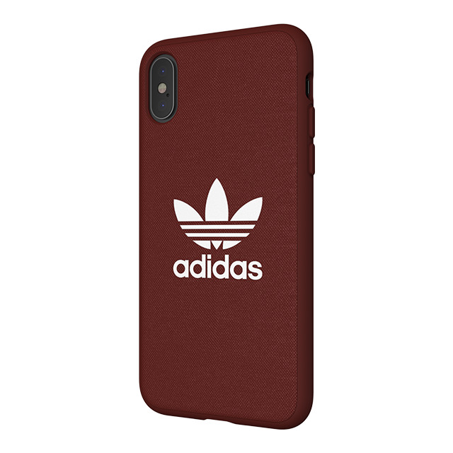 【iPhoneXS/X ケース】adicolor Moulded Case (Maroon)サブ画像