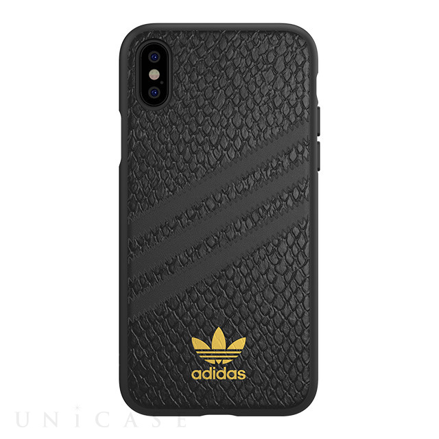 【iPhoneXS/X ケース】Moulded Case SAMBA WOMAN (Black)