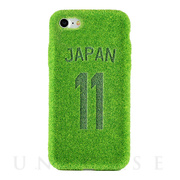 【iPhone8/7 ケース】ShibaCAL Soccer (Numbering)