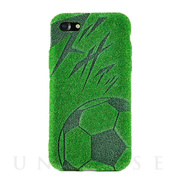【iPhoneSE(第2世代)/8/7 ケース】ShibaCAL Soccer (Ball)