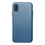 【iPhoneXR ケース】Smooth Touch Hybrid Case for iPhoneXR (Azure Blue)