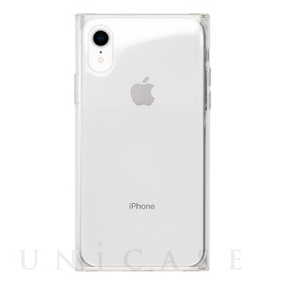【iPhoneXR ケース】Maelys Collections for iPhoneXR (Clear)