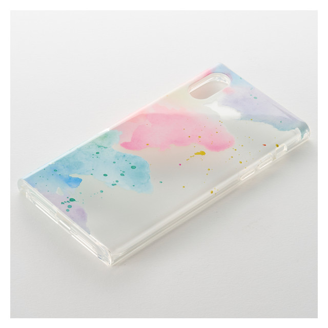 【iPhoneXR ケース】Louna Collections watercolor for iPhoneXR (pale)サブ画像