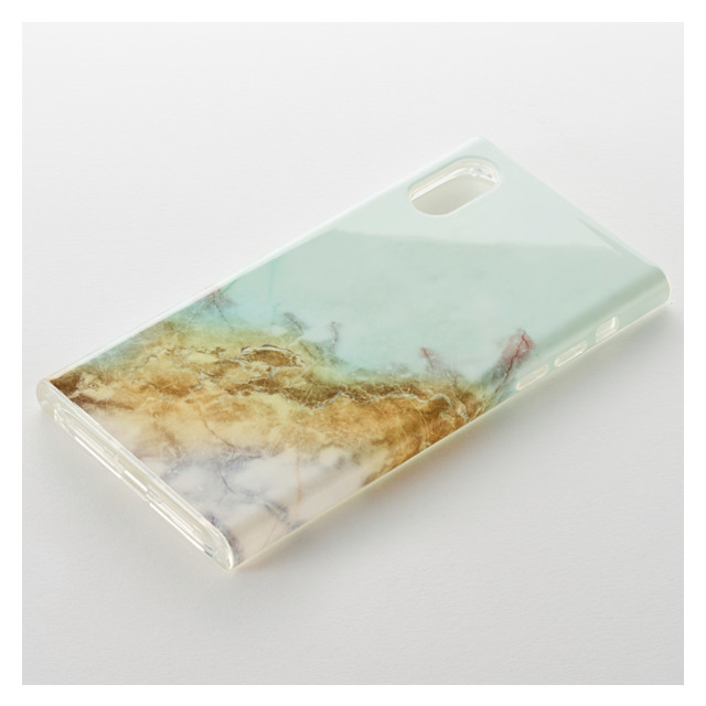 【iPhoneXR ケース】Maelys Collections Marble for iPhoneXR (Mint)サブ画像