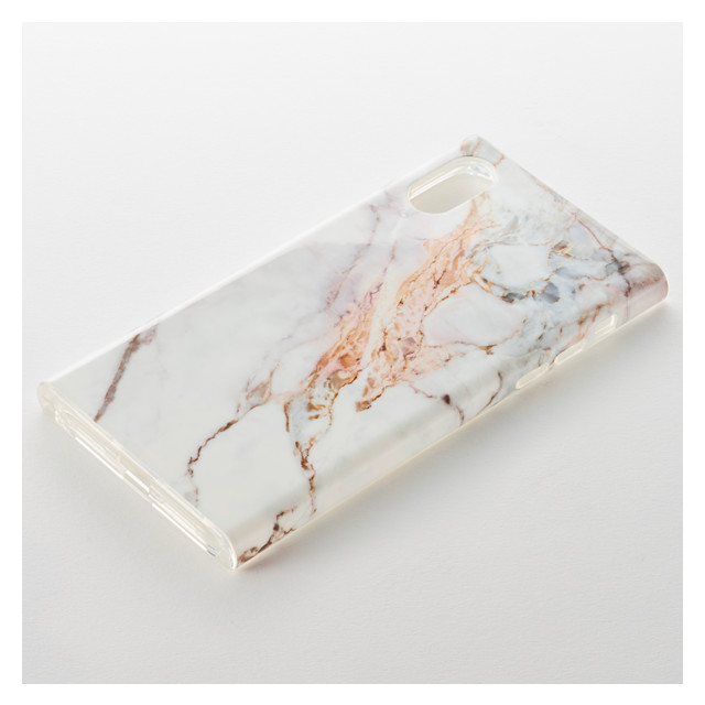 【iPhoneXR ケース】Maelys Collections Marble for iPhoneXR (White)サブ画像