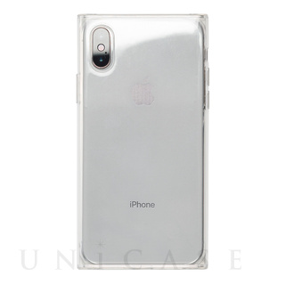 【iPhoneXS/X ケース】Maelys Collections for iPhoneXS/X (Clear)