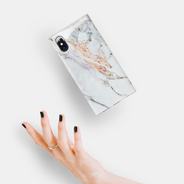 【iPhoneXS/X ケース】Maelys Collections Marble for iPhoneXS/X (Pink)サブ画像