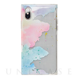 【iPhoneXS/X ケース】Louna Collections watercolor for iPhoneXS/X (pale)
