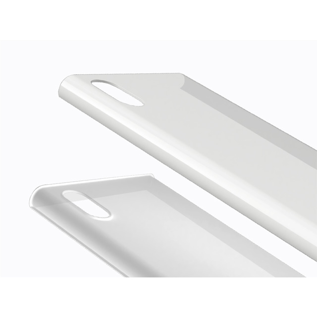 【iPhoneXS/X ケース】Maelys Collections Marble for iPhoneXS/X (White)サブ画像