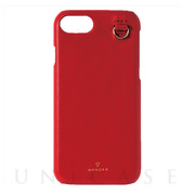 【iPhone8/7/6s/6 ケース】SWING case (RED)