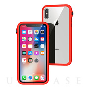 【iPhoneXS/X ケース】Catalyst Impact Protection case (サンセット)