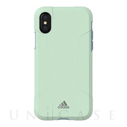 【iPhoneXS/X ケース】Solo Case (Aero Green)