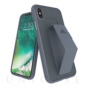 【iPhoneXS/X ケース】Grip Case (Raw Steel)