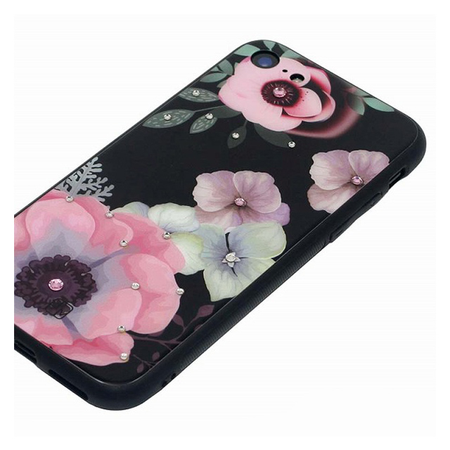 【iPhone8 Plus/7 Plus ケース】GLASS DESIGN CASE (Anemone)サブ画像