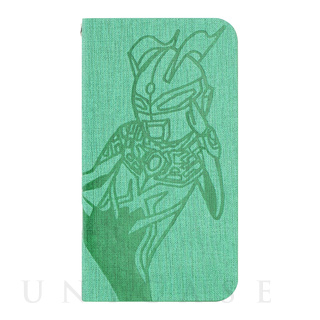 【iPhoneXS/X ケース】ULTRA MONSTERS COLLECTION BY SHINZI KATOH ウォレットケース for iPhoneXS/X (ULTRAMAN ZERO)