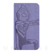【iPhoneXR ケース】ULTRA MONSTERS COLLECTION BY SHINZI KATOH ウォレットケース for iPhoneXR (ULTRAMAN TIGA)