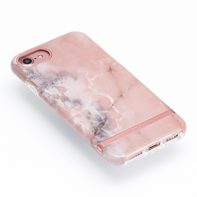 【iPhone8/7/6s/6 ケース】PINK MARBLEサブ画像