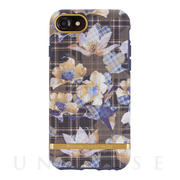【iPhone8/7/6s/6 ケース】FLORAL CHECK...