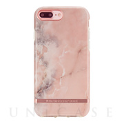 【iPhone8 Plus/7 Plus ケース】PINK MARBLE