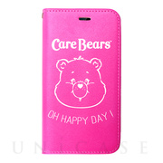 【iPhone8/7/6s/6 ケース】Care Bears × ViVi ダイアリーケース (CHEER BEAR)