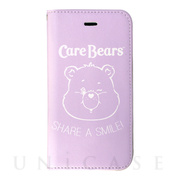 【iPhone8/7/6s/6 ケース】Care Bears × ViVi ダイアリーケース (SHEAR BEAR)