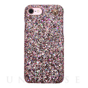 【iPhone8/7/6s/6 ケース】GLITTER CHAIN CASE (Multi)