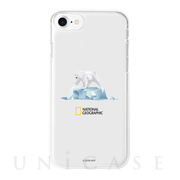 【iPhone8/7 ケース】Icebergs Case Jelly (ベア)