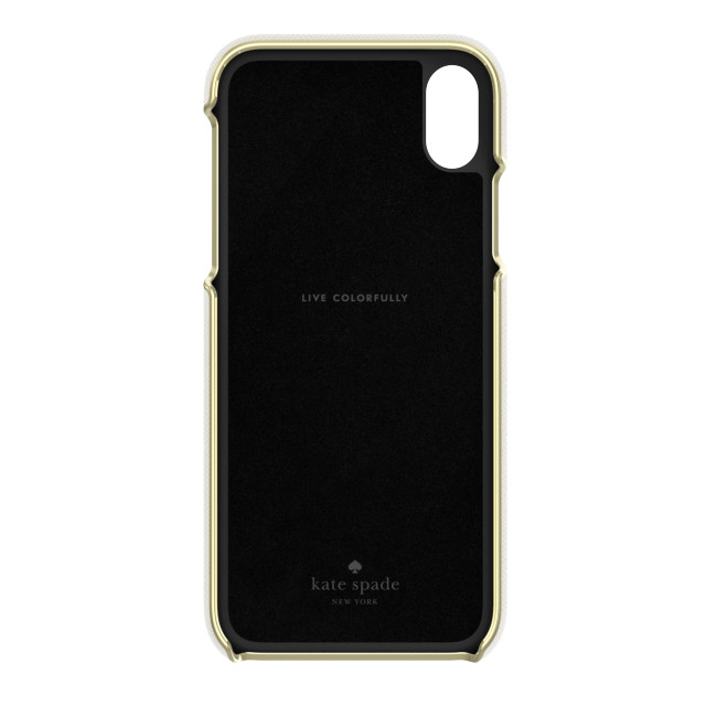 【iPhoneXR ケース】INLAY WRAP -SAFFIANO clocktowergoods_nameサブ画像