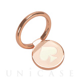 RING STAND (COLORBLOCK cream/blush/rose)