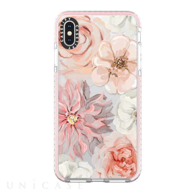 【iPhoneXS Max ケース】Impact Case (PRETTY BLUSH)/Pink Bumper