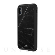 【iPhoneXS/X ケース】Tough Marble Case (Black)
