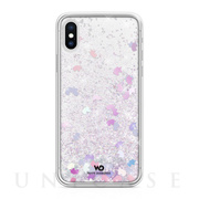 【iPhoneXS/X ケース】Sparkle Case (Unicorns)