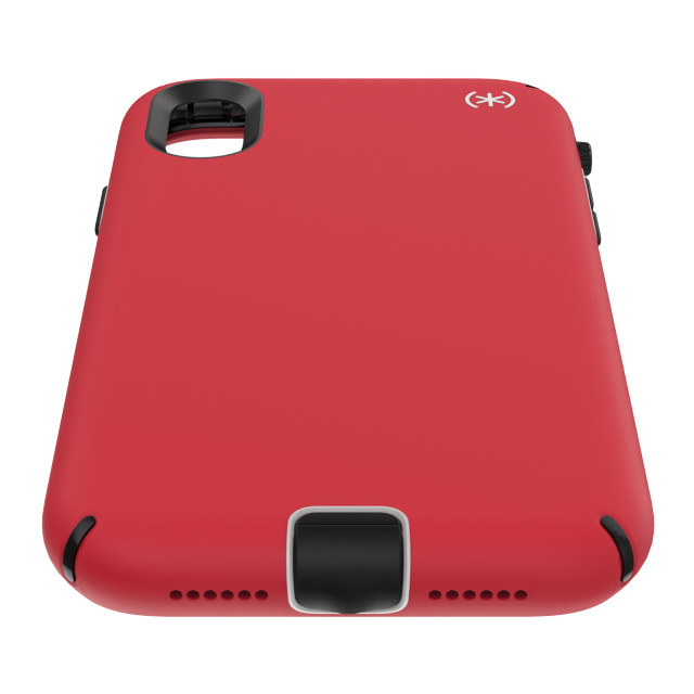 【iPhoneXR ケース】PRESIDIO SPORTS (Heartrate Red/Sidewalk Grey/Black)サブ画像