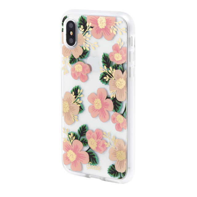 【iPhoneXS/X ケース】CLEAR COAT (SOUTHERN FLORAL)サブ画像