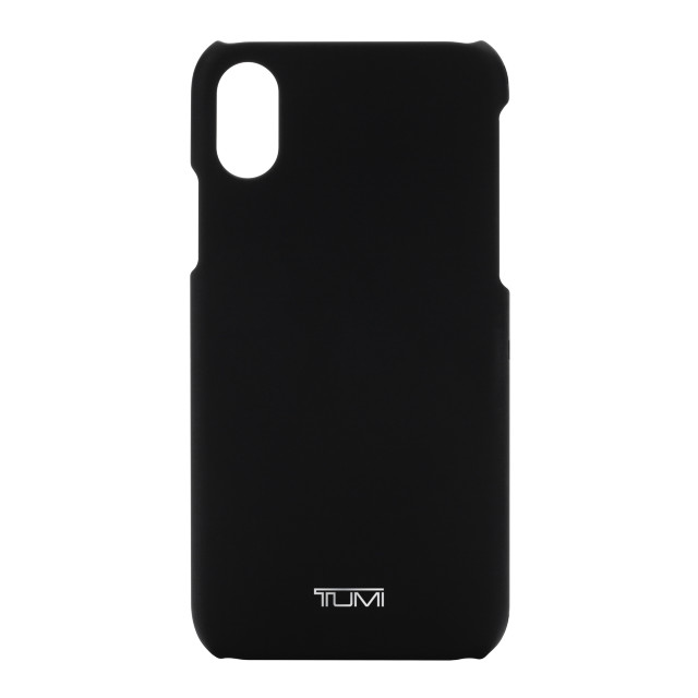 【iPhoneXS/X ケース】WALLET FOLIO (Black Leather)サブ画像
